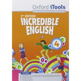 Incredible English Second Edition 4 iTools DVD-ROM