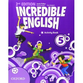 Incredible English Second Edition 5 Activity Book