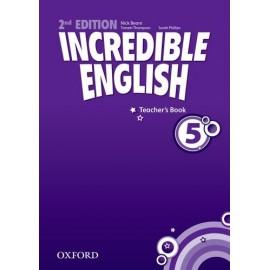 Incredible English Second Edition 5 Teacher's Book