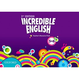 Incredible English Second Edition 5 - 6 Teacher's Resource Pack