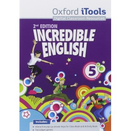 Incredible English Second Edition 5 iTools DVD-ROM