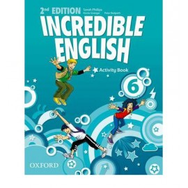 Incredible English Second Edition 6 Activity Book