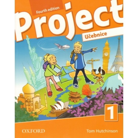 Project 1 Fourth Edition Student's Book Czech Edition Oxford University Press 9780194764650