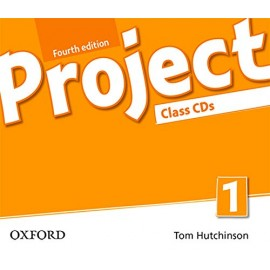 Project 1 Fourth Edition Class Audio CDs