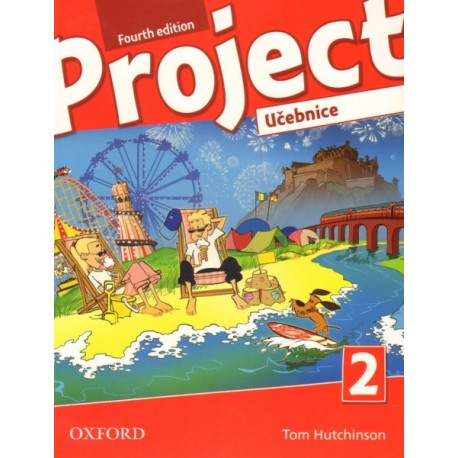 Project 2 Fourth Edition Student's Book Czech Edition Oxford University Press 9780194764667