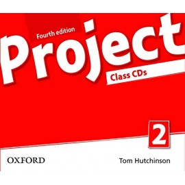 Project 2 Fourth Edition Class Audio CDs