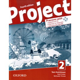 Project 2 Fourth Edition Workbook with Online Practice + Audio CD Czech Edition