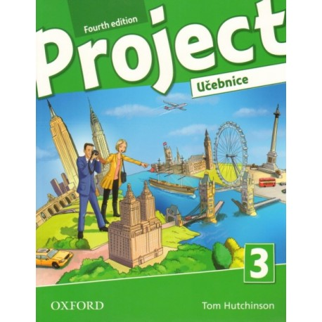 Project 3 Fourth Edition Student's Book Czech Edition Oxford University Press 9780194764674
