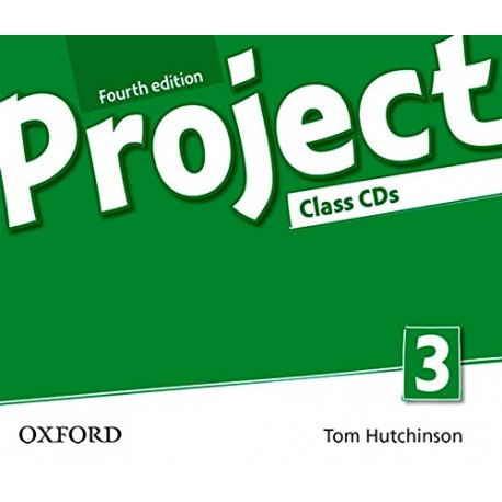 Project 3 Fourth Edition Class Audio CDs