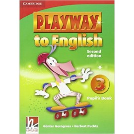 Playway to English 3 Second Edition Pupil's Book