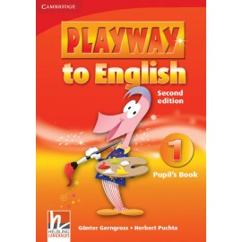 Playway to English 1 Second Edition Pupil's Book