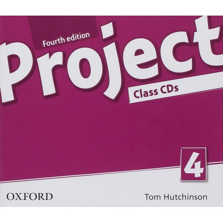 Project 4 Fourth Edition Class Audio CDs
