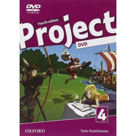 Project 4 Fourth Edition DVD