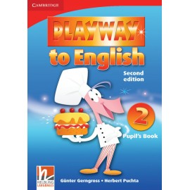Playway to English 2 Second Edition Pupil's Book