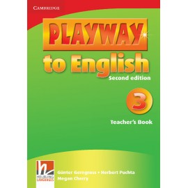 Playway to English 3 Second Edition Teacher's Book