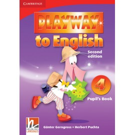 Playway to English 4 Second Edition Pupil's Book