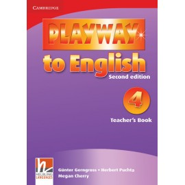 Playway to English 4 Second Edition Teacher's Book