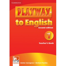 Playway to English 1 Second Edition Teacher's Book
