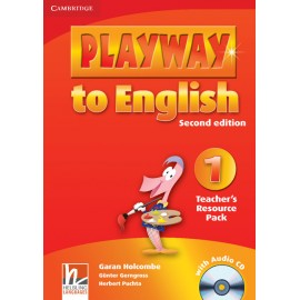 Playway to English 1 Second Edition Teacher's Resource Pack + CD