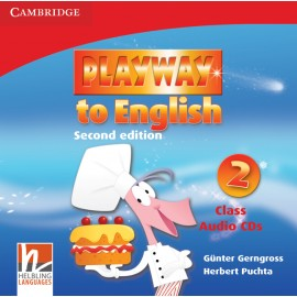 Playway to English 2 Second Edition Class Audio CDs