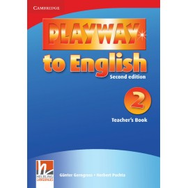 Playway to English 2 Second Edition Teacher's Book