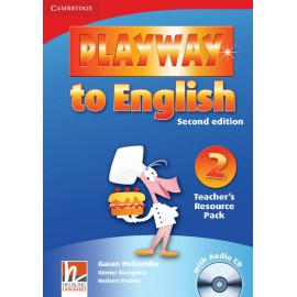 Playway to English 2 Second Edition Teacher's Resource Pack + Audio CD