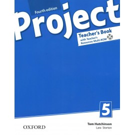 Project 5 Fourth Edition Teacher's Book + Teacher's Resource MultiROM with Online Practice