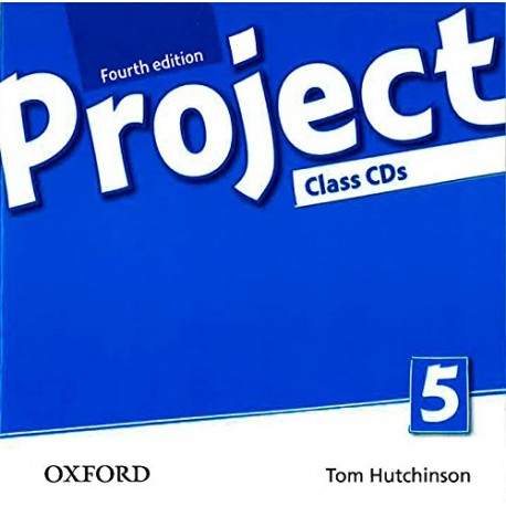 Project 5 Fourth Edition Class Audio CDs