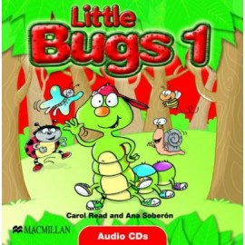 Little Bugs 1 Class Audio CDs