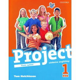 Project 1 Third Edition Student's Book CZ