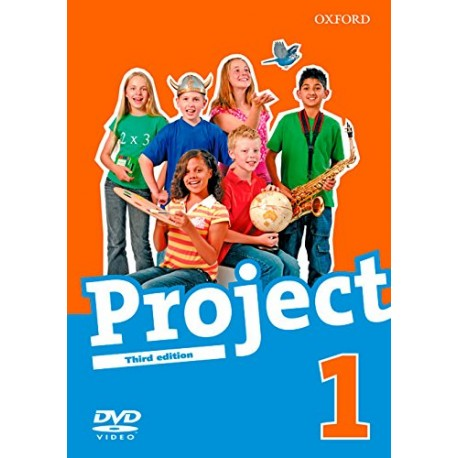 Project 1 Third Edition Culture DVD Oxford University Press 9780194763325