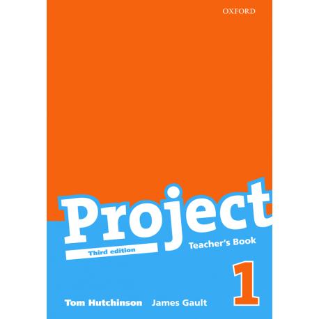 Project 1 Third Edition Teacher's Book Oxford University Press 9780194763028