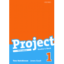 Project 1 Third Edition Teacher's Book