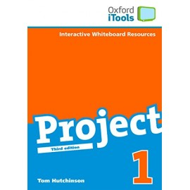 Project 1 Third Edition iTools CD-ROM