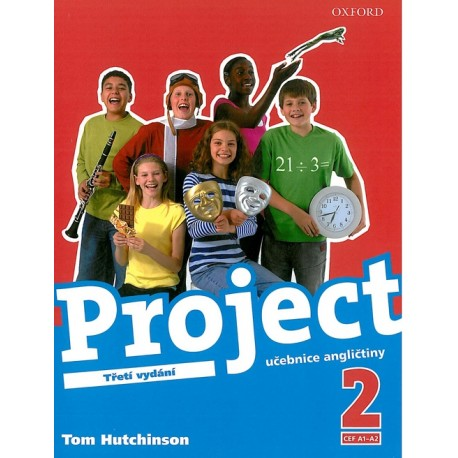 Project 2 Third Edition Student's Book CZ