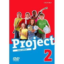 Project 2 Third Edition Culture DVD
