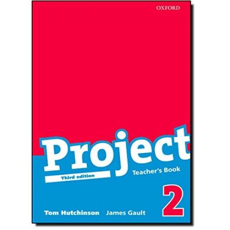 Project 2 Third Edition Teacher's Book