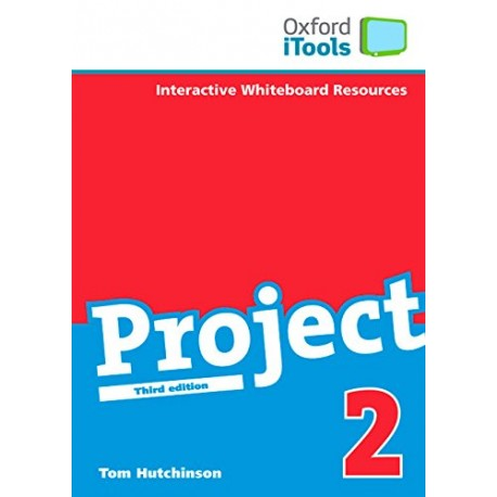 Project 2 Third Edition iTools CD-ROM
