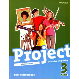 Project 3 Third Edition Student's Book CZ