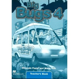 Big Bugs 4 Teacher's Book