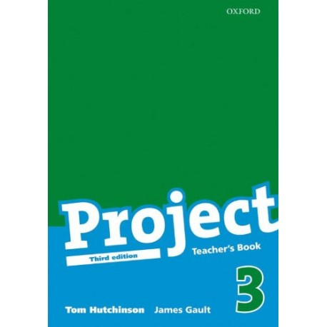 Project 3 Third Edition Teacher's Book