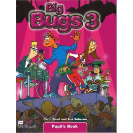 Big Bugs 3 Pupil's Book