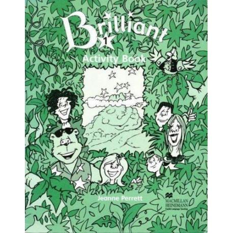 Brilliant 1 Activity Book Macmillan 9780333937730