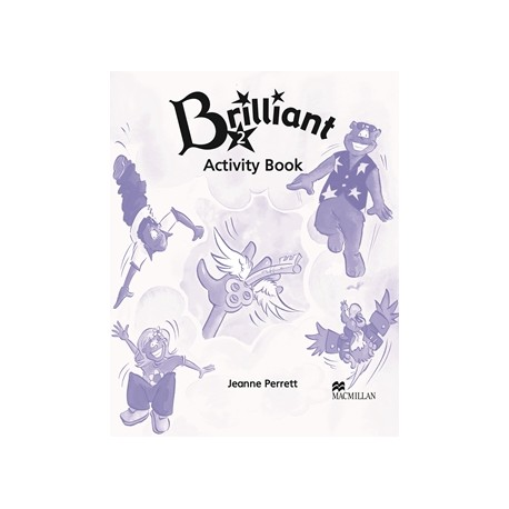 Brilliant 2 Activity Book Macmillan 9780333937778