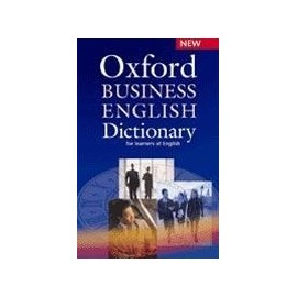 Oxford Business English Dictionary + CD-ROM