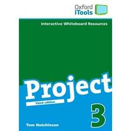 Project 3 Third Edition iTools CD-ROM