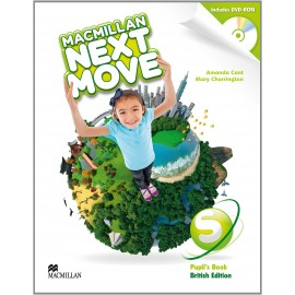 Macmillan Next Move Starter Pupil's Book Pack + DVD-ROM