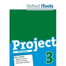 Project 3 Third Edition New iTools DVD-ROM