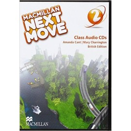 Macmillan Next Move 2 Class CD