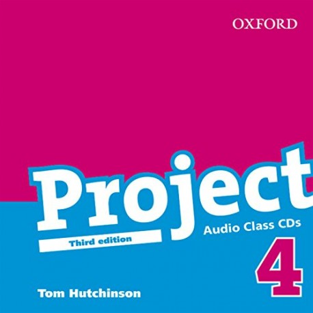 Project 4 Third Edition Class CDs